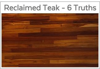 Terramai Reclaimed Woods From Around The World