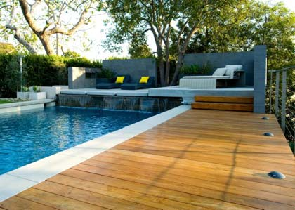 Reclaimed Reclaimed Wood Decking