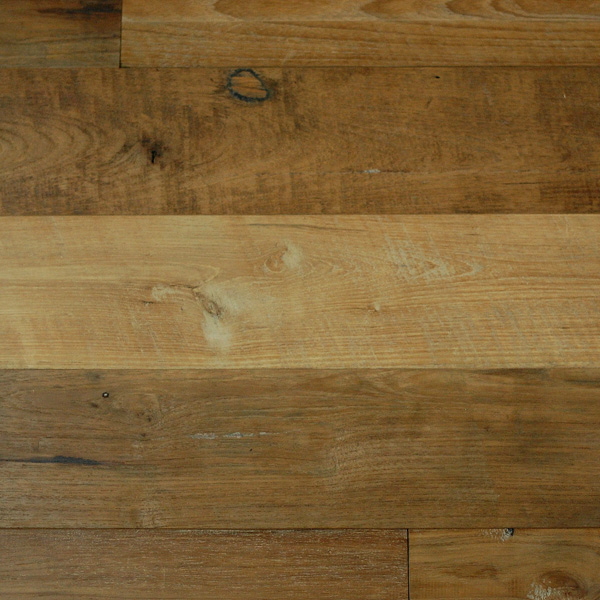 Reclaimed Teak Engineered Naked