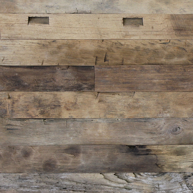 Reclaimed and recycled paneling Reclaimed woods