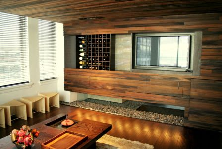Reclaimed Reclaimed Wood Paneling