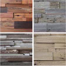 Terramai Reclaimed Wood Wall Paneling