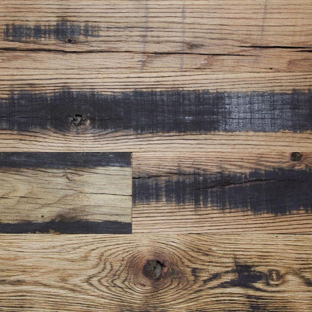 Reclaimed DARK HORSE FLOORING & PANELING - CLEAR OIL