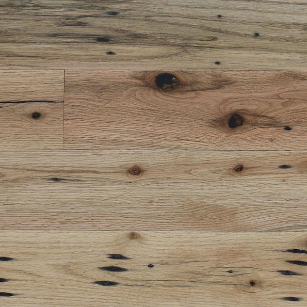 Reclaimed red oak flooring for Terramai flooring
