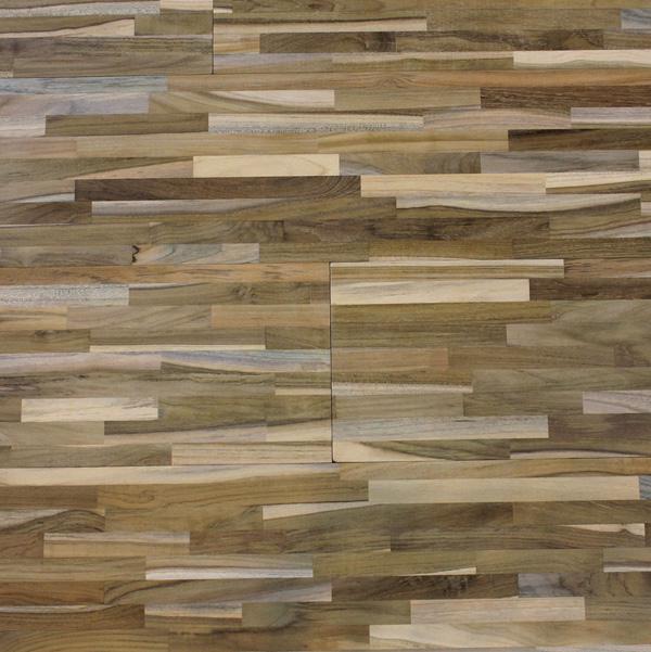 Reclaimed teak metro flooring paneling Reclaimed teak flooring