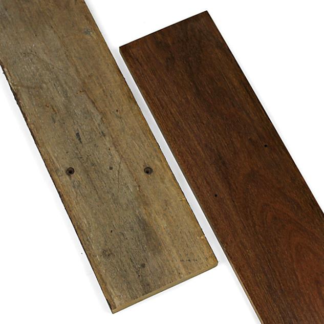 Wood decking ipe wood decking los angeles for Reclaimed wood beams los angeles