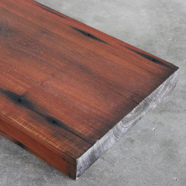 Reclaimed redwood beam blocks for Reclaimed wood sources