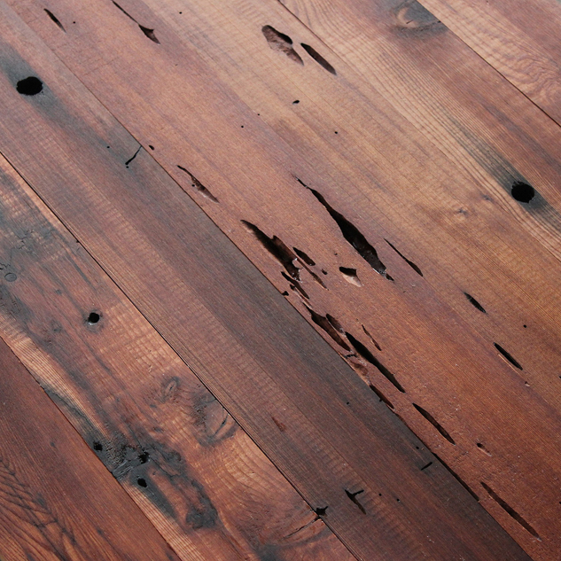 Reclaimed Flooring California: Reclaimed CHARACTER REDWOOD PANELING