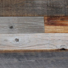 Weathered Redwood Barn Wood