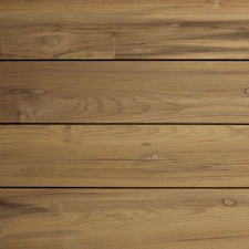 Reclaimed Teak Decking Clear Sealer Finish