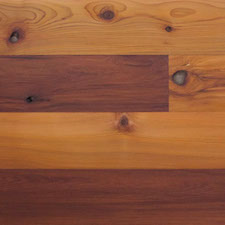 Reclaimed Red Cedar Paneling
