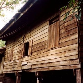 Reclaimed Teak Lumber