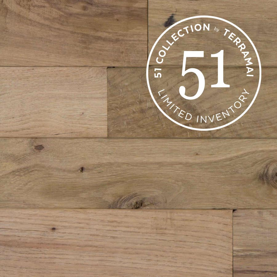 Rustic Red/White Oak Paneling