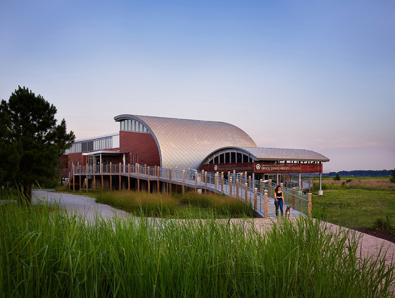 The Brock Environmental Center