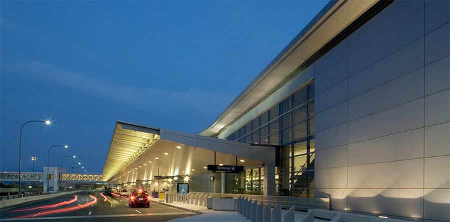 Logan Airport's Terminal A is world's first to receive LEED certification