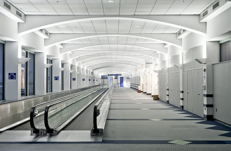 Oakland Airport received LEED Silver Certification