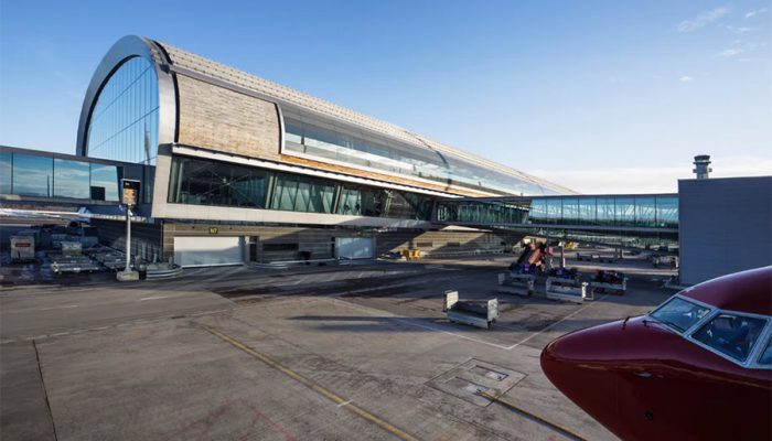 Can airports be constructed with sustainable design? We think so. Take a look.