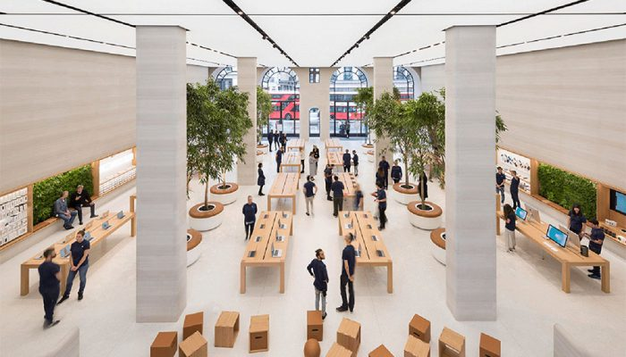 Here's How Retail Spaces Can Benefit From Biophilic Design