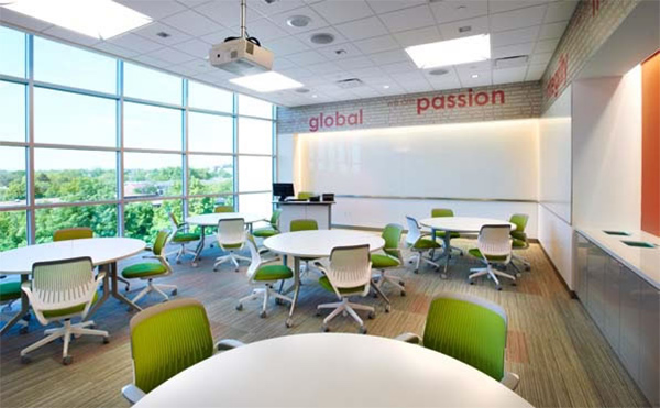 Nestle Purina's St. Louis campus is LEED Gold Certified