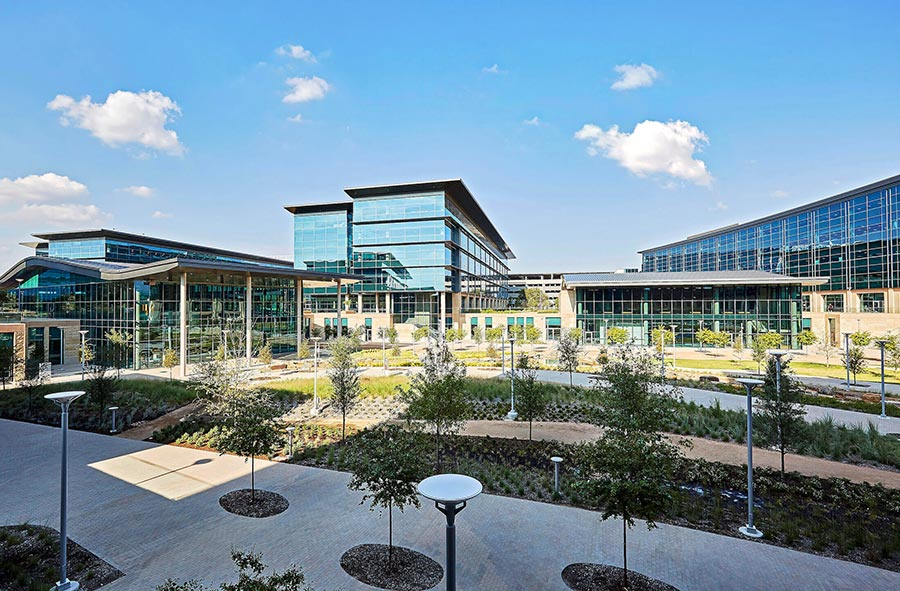 Toyota Headquarters Plano Texas >> Toyota North American Headquarters Bringing Innovation To