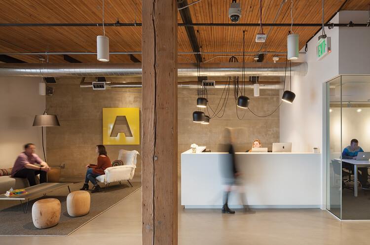 Artefact's Seattle HQ