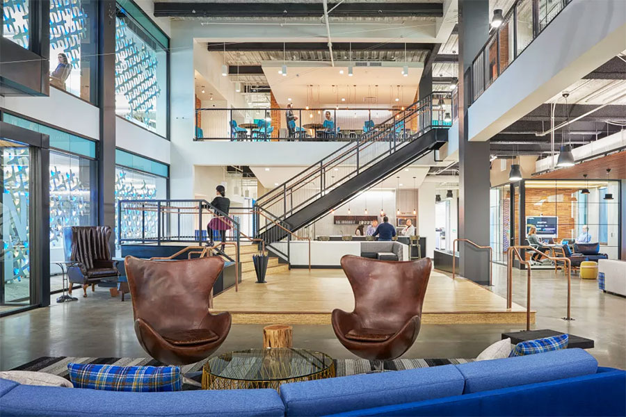 Symantec's WELL Certified corporate HQ is a haven for workers