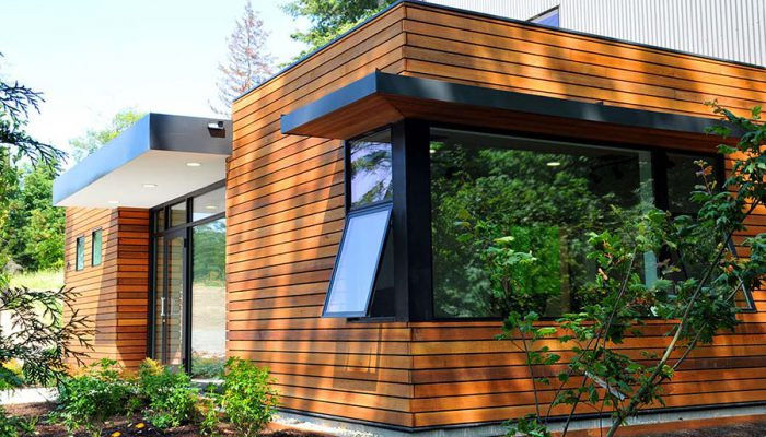 8 Inspiring Examples of Cedar Siding in Education & Commercial Design