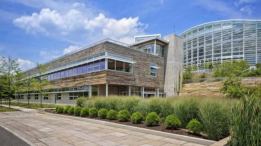 Phipps Center for Sustainable Lanscapes is WELL Platinum Certified