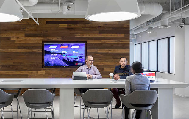 Teak Engineered Paneling at UC Direct