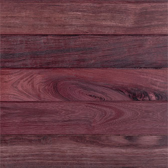 Reclaimed WATER RECLAIMED PURPLEHEART SHIPLAP SIDING - TERRAMAI