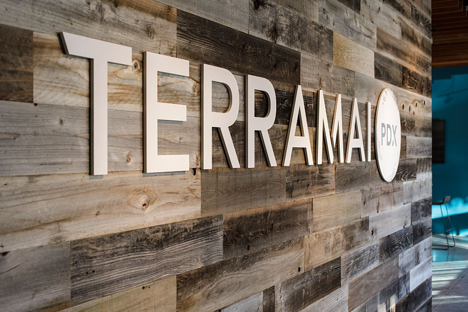 Terramai reclaimed wood outlet store for Reclaimed wood portland or