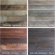 Reclaimed Wood Paneling I Terramai