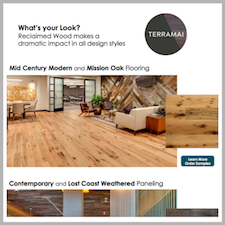 Reclaimed Wood for Every Design Styles