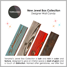 Reclaimed Wood Jewel Box Collection eCard