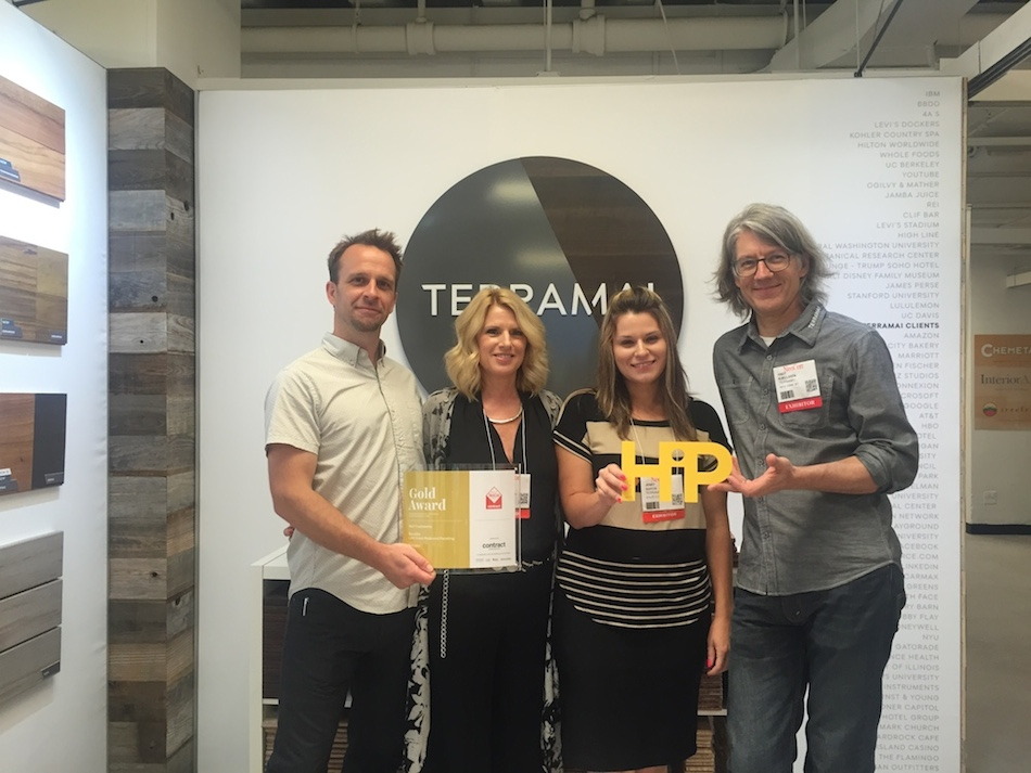 TerraMai Wins Best of NeoCon 2015 and HiP Awards