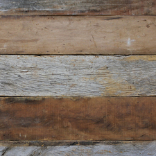 Reclaimed Peroba Weathered