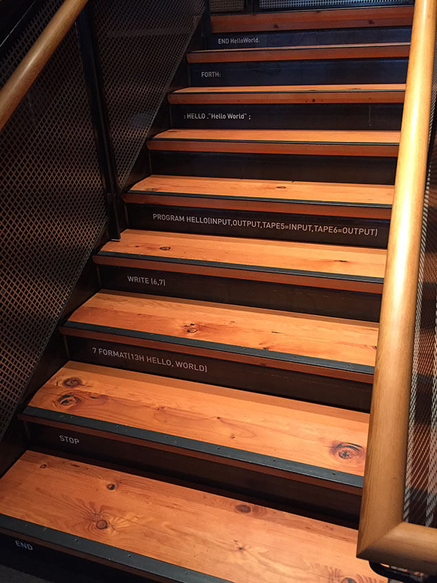 Stair Treads.