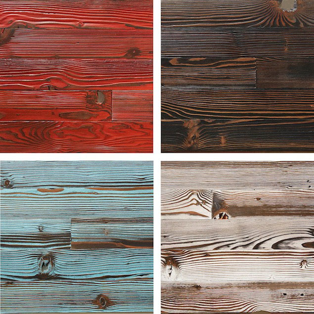 Reclaimed DOUG FIR PANELING - JEWEL BOX COLLECTION