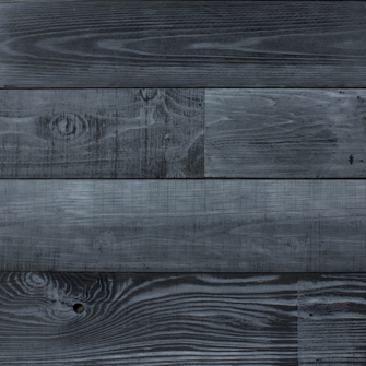 Reclaimed LOST COAST REDWOOD SHIPLAP 2.0 PANELING - SEA STORM