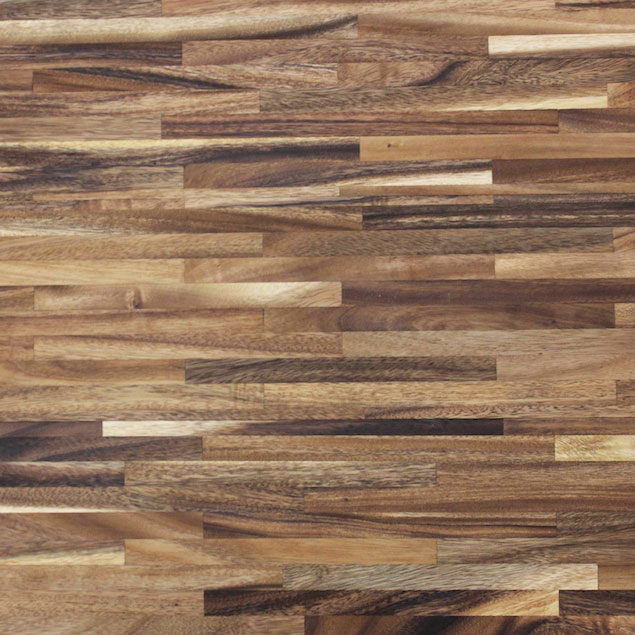 Reclaimed acacia metro engineered flooring paneling Reusable wood