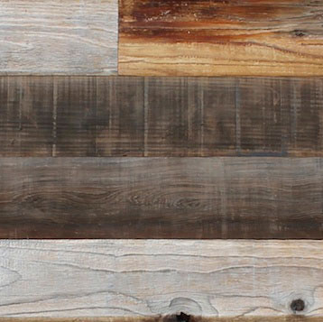 Weathered Redwood Brown Barn Wood