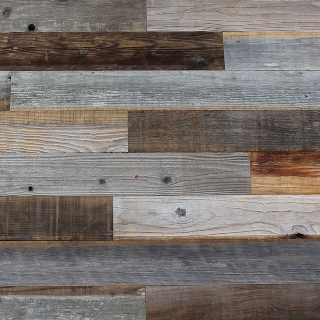 Reclaimed LOST COAST REDWOOD PANELING - WEATHERED