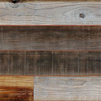 Reclaimed LOST COAST REDWOOD SHIPLAP 2.0 PANELING - UNFINISHED