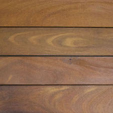 Reclaimed Tropical Hardwood Decking Cumaru
