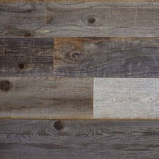 Reclaimed Weathered Redwood - Weathered Filet