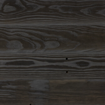 Reclaimed PINE BLEACHER STOCK PANELING - FAUX SUGI BAN CHARCOAL