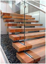 Product Description: TerraMaiu0027s Custom Stair Treads Will Make Anyone Want  To U0027take The Stairsu0027. We Offer A Wide Variety Of Custom Millwork, Glue Ups  And ...